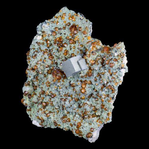 Pyrite Huanzala Mine Peru