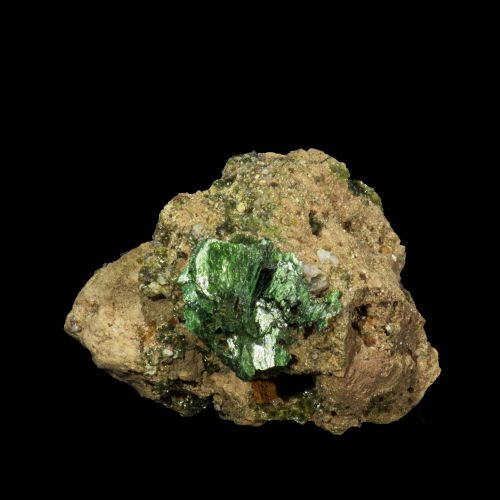 Szenicsite and Cuprian Powellite Jardinera No. 1 Mine Chile