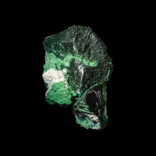Malachite Pseudomorph Azurite Milpillas Mine Mexico