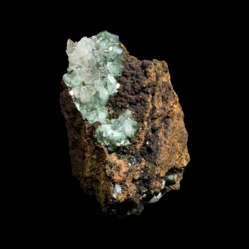 Cuprian Adamite Ojuela Mine Mexico